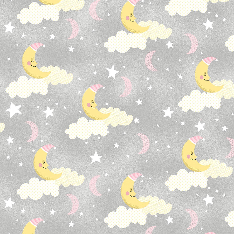 Counting Sheep Sleepy Moons Grey