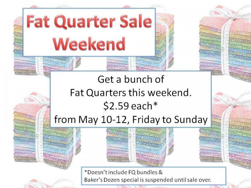 QA FQ Sale