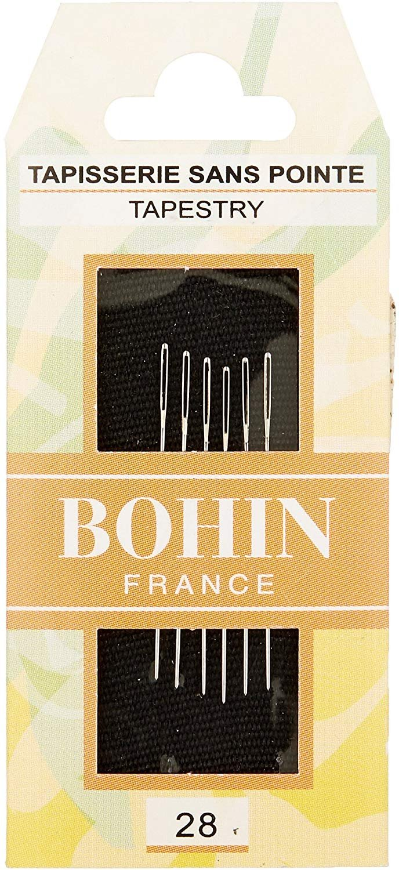 Bohin Tapestry Needles Size 28