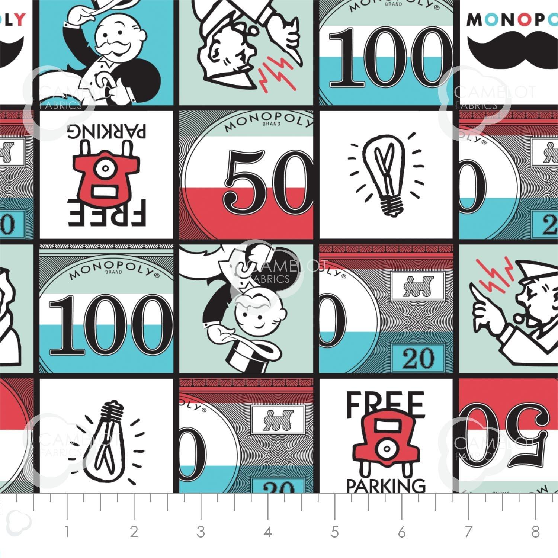 Hasbro Monopoly Squares Mulit