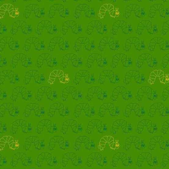 Very Hungry Catepillar 50th Anniversary Green