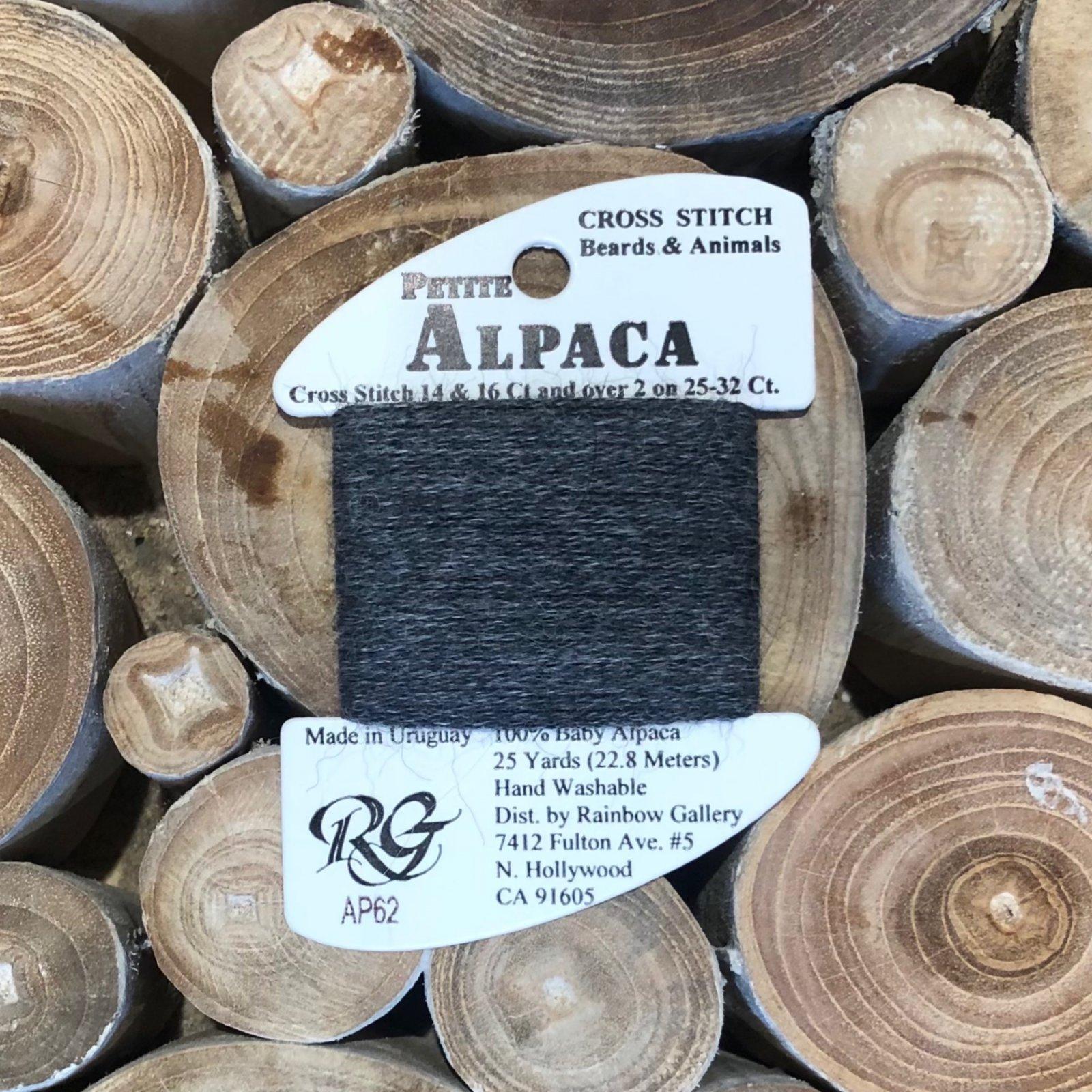 Petite Alpaca AP62 Dark grey