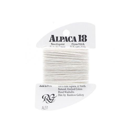 Petite Alpaca AP52 Off white