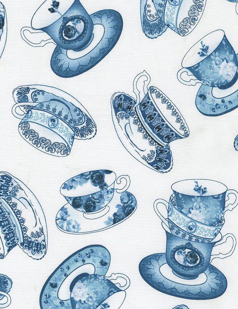 Tossed Tea Cups