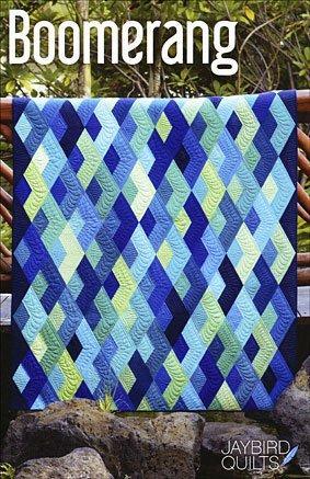 Boomerang Jaybird Quilts