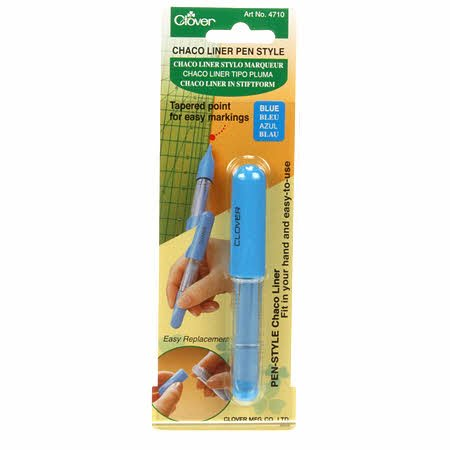 Chaco Liner Pen Blue