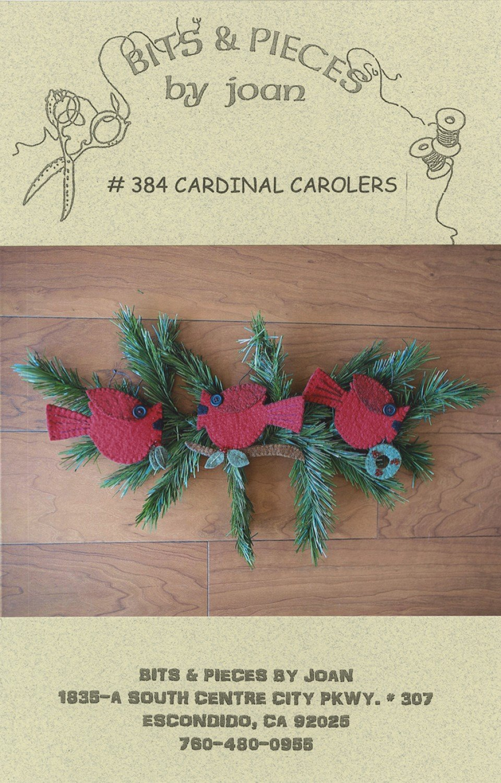 Cardinal Carolers