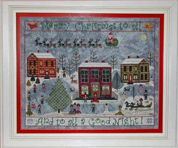 Carols on the Square Praiseworthy Stitches