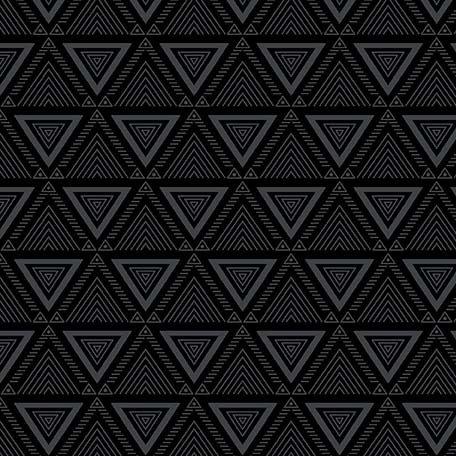 Triangle Geo Black
