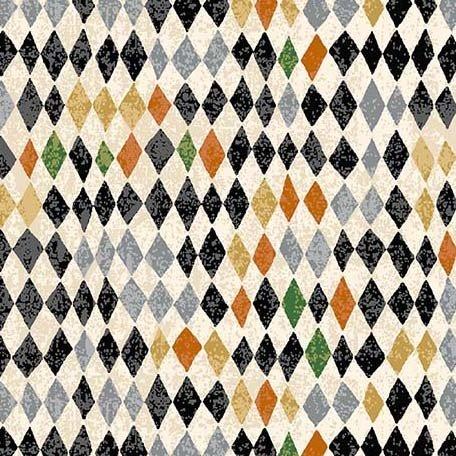 Jungle Vibes Colorful Mosaic