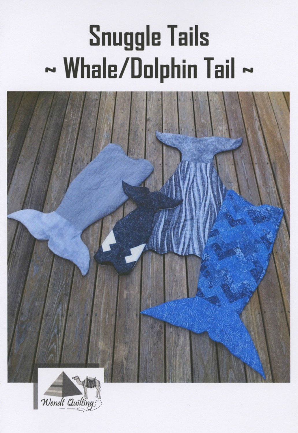 Snuggle Tails - Whale/Dolphin Tale Wendt