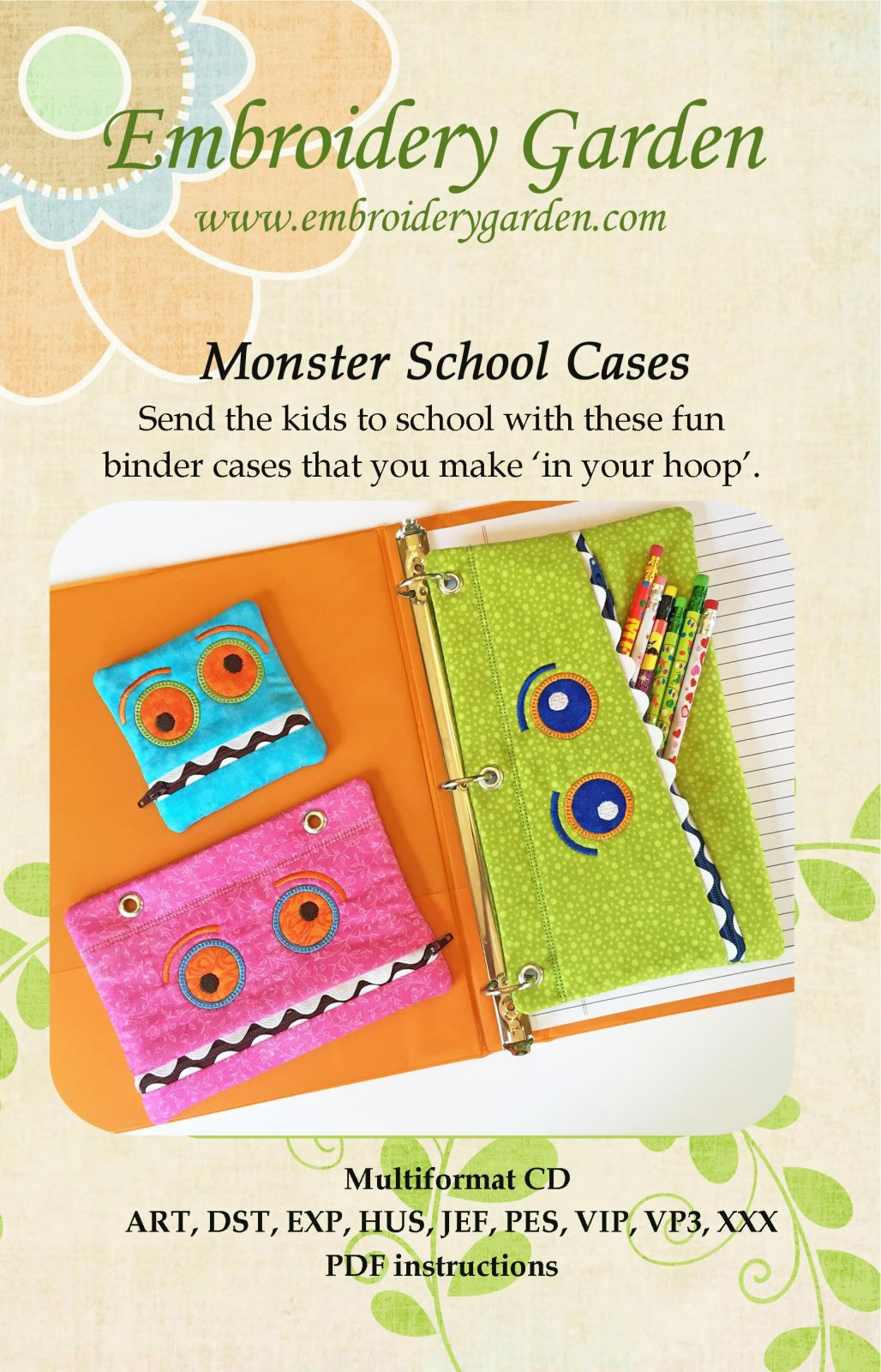 Monster School Case