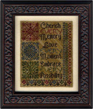 Every Moment Erica Michaels Needleart