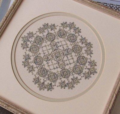 Felicidad Cross Stitch T.A.Smith Designs