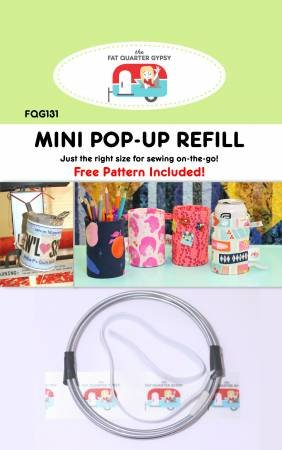 Fat Quarter Mini Pop-Up refill FQG131