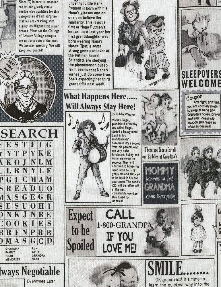 Newspaper Gail C5347