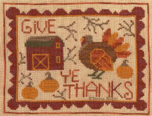 Give Ye Thanks Teresa Kogut Creative Whims