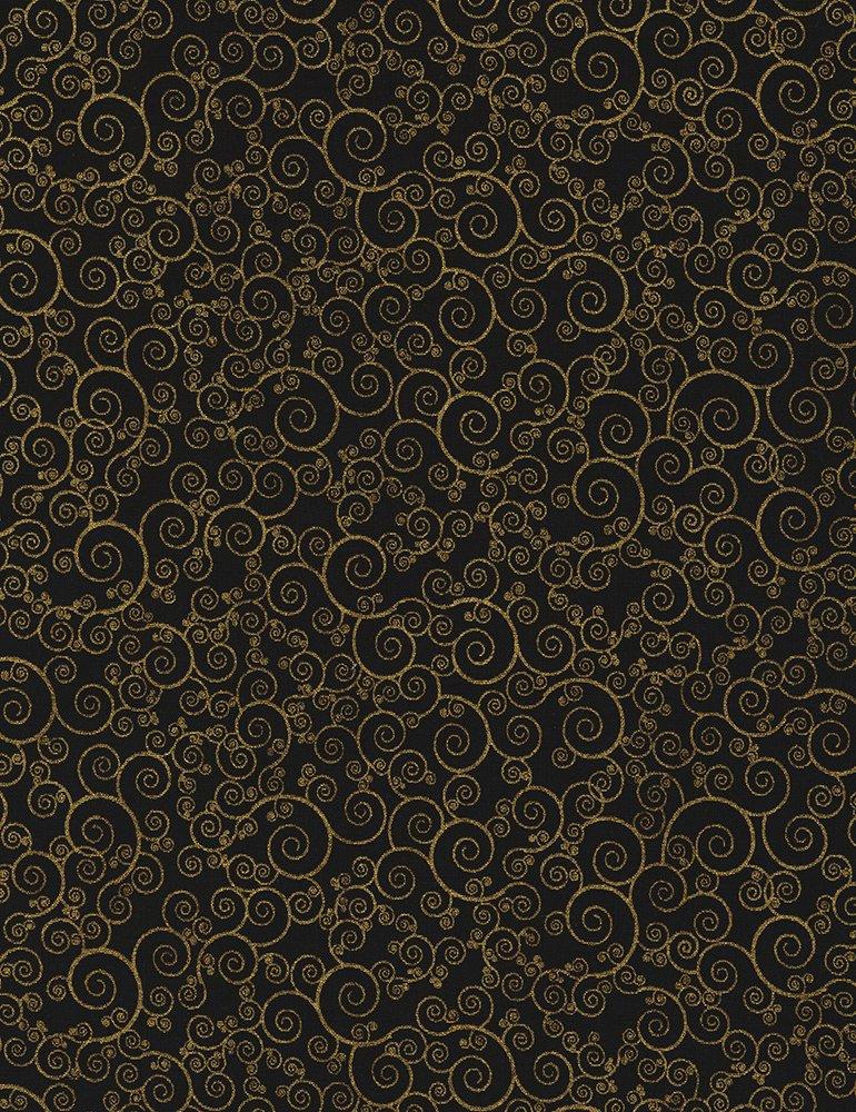 Scroll Black CM4988