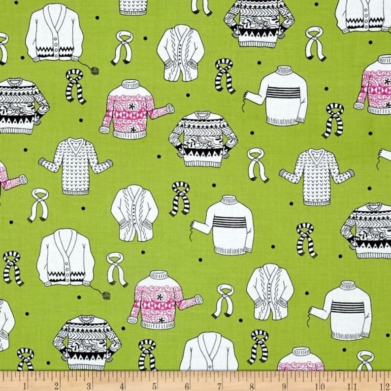 Wool Ewe Sweaters Lime