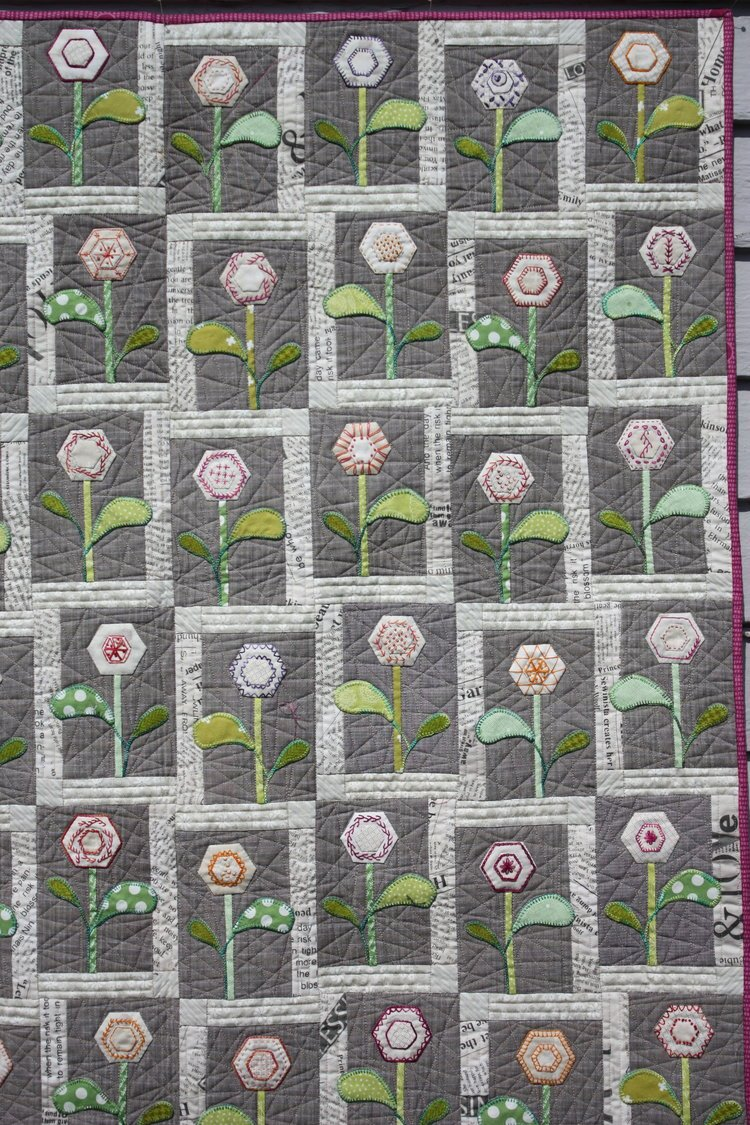 May 26th Quilt - Olive Grace Studios
