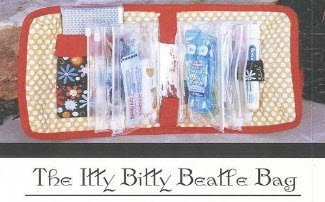 Itty Bitty Beatle Bag Insert Bags - Abbey Lane Quilts
