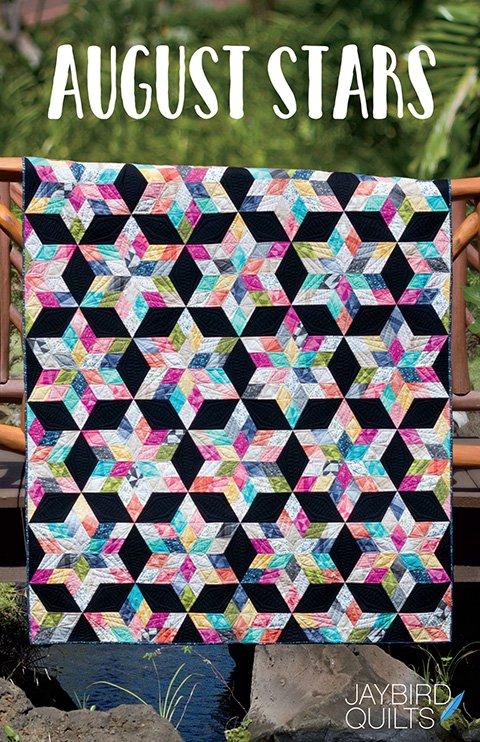 August Stars Jaybird Quilts