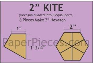 2 Kite 90 Pieces