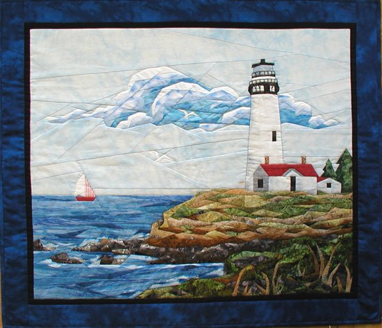 Lighthouse by Cynthia England