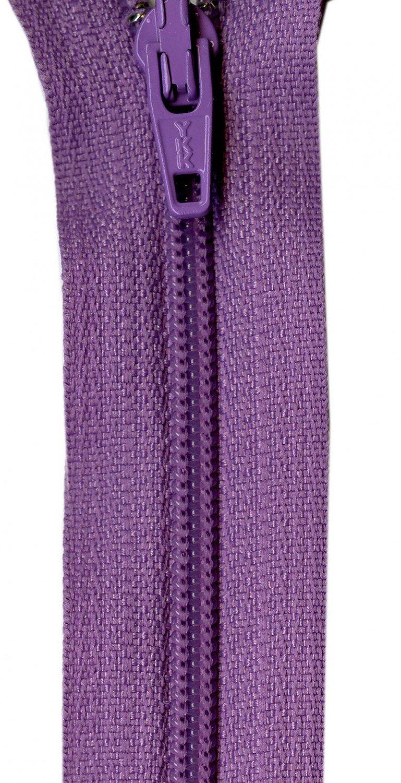 14 Zipper Lilac