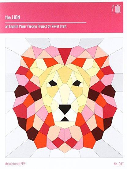 The Lion Violet Craft