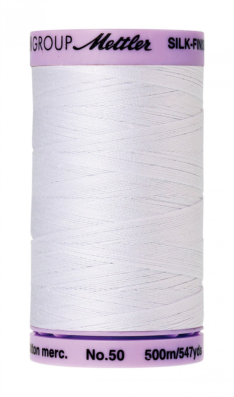 Mettler Silk Finish 50 wt 2000 Large Spool