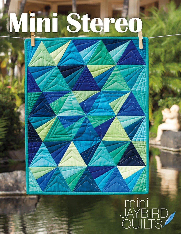Mini Stereo Jaybird Quilts