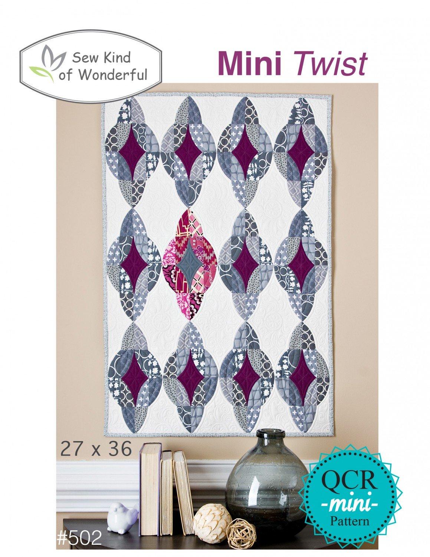 Mini Twist Sew Kind of Wonderful