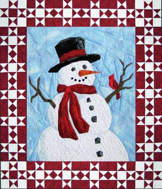 Mr. Frosty  by Cynthia England