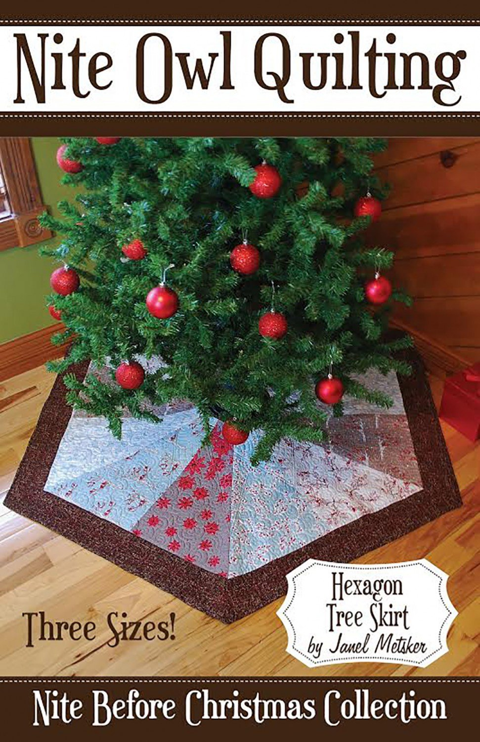 Night Before Christmas - Nite Owl Quilting