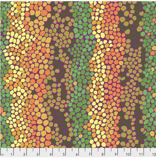 Kaffe Fasset Pebble Mosaic Jungle PWBM042