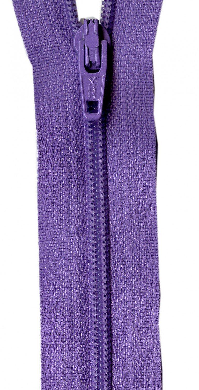 14 Zipper Princess Purple