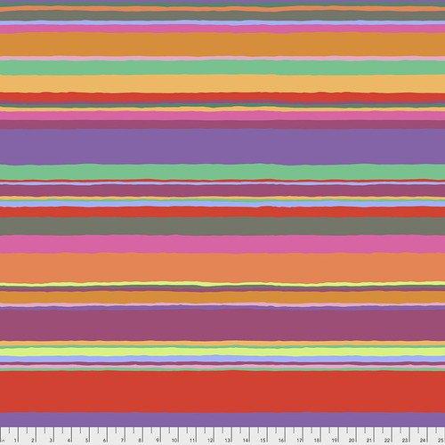 Kaffe Fasset Promenade Stripe Hot PWGP178