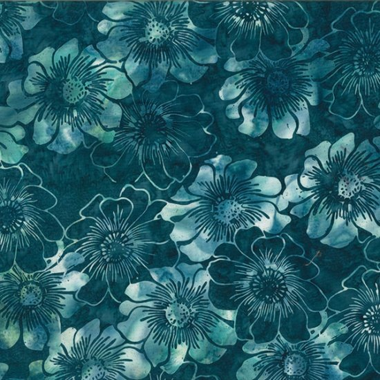 Graphic Floral Bayou 2136-577