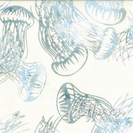 Jelly Fish Blue Grass Q2168-581