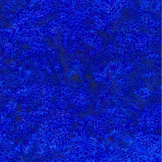 Bali Batiks Salvia