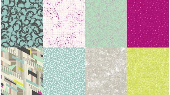 Nineteen Eighty Five Macaron Panel