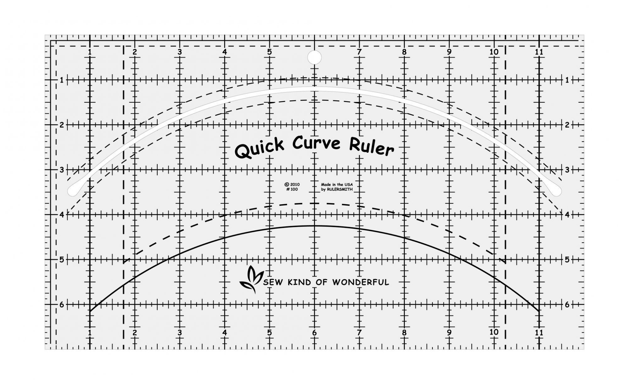 Quick Curve Ruler Sew Kind of Wonderful