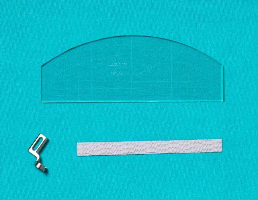 Quilting Ruler Starter Package Low Shank