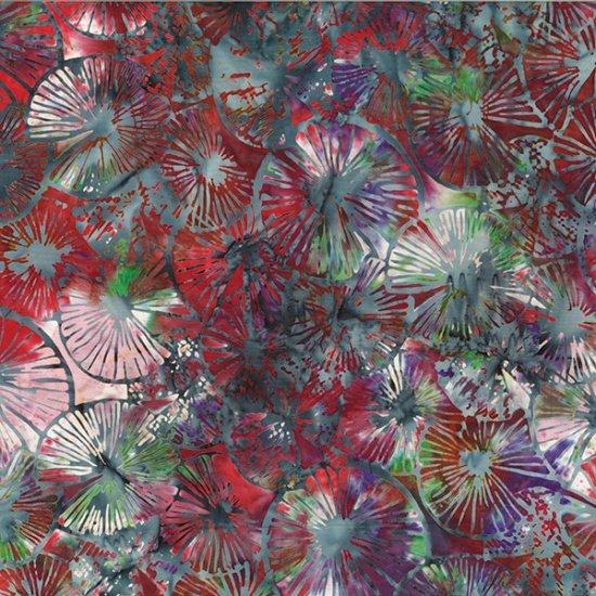 Bali Peridot Textured Lily Pads R2251-234