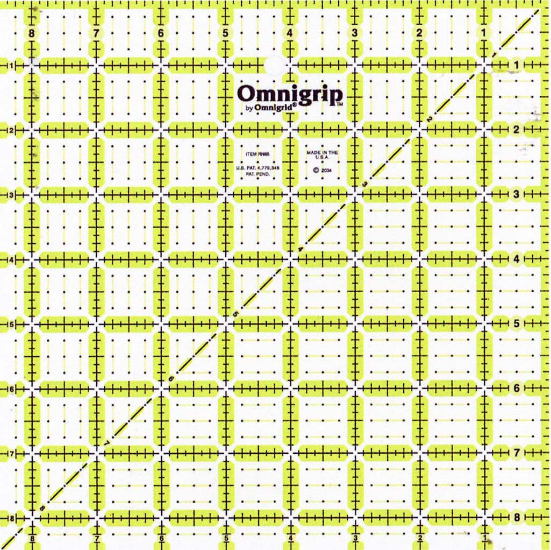 Omnigrip 8 1/2 Square