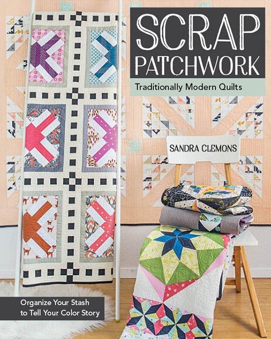 Scrap Patchwork - Sandra Clemons