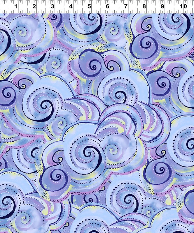 Sea Goddess Lg. Geometric
