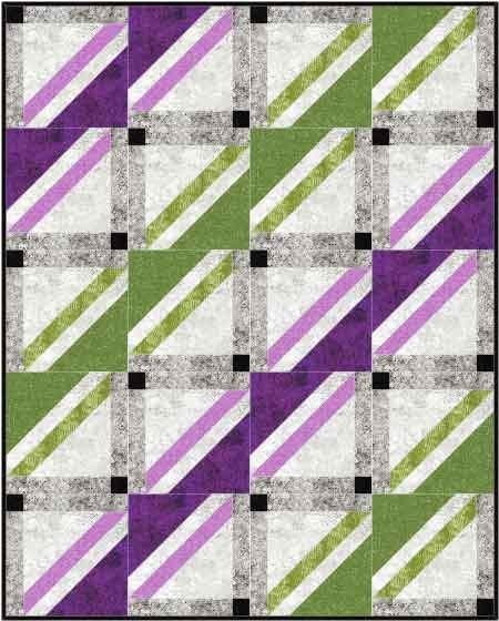 Seesaw - Plum Tree Quilts