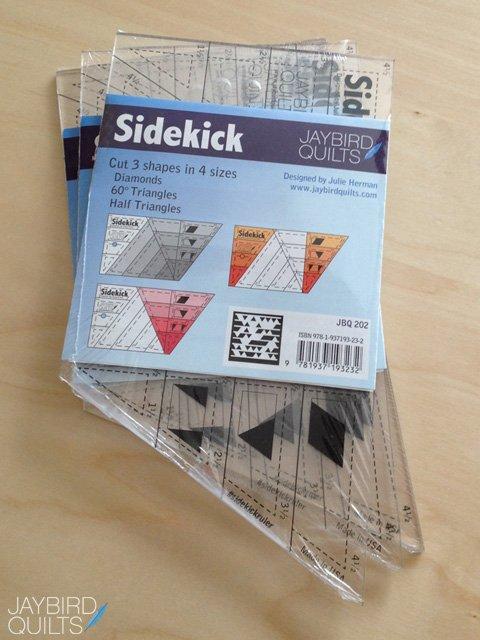 Sidekick Ruler Jaybird Quilts